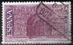 Stamps Spain -  2005  Monasterio de Santa Maria de Ripoll