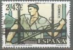 Sellos de Europa - España -  ESPAÑA 2007_SH4359 Vidrieras.