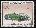 Sellos de Europa - Mónaco -  Cooper Climax  1961