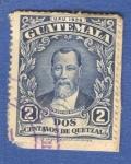 Sellos del Mundo : America : Guatemala : Justo Rufino Barrios 1929 n1