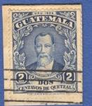 Sellos del Mundo : America : Guatemala : Justo Rufino Barrios 1929 n3