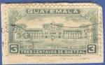 Sellos del Mundo : America : Guatemala : Palacio Nacional 1943 n1