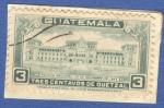 Stamps America - Guatemala -  Palacio Nacional 1943 n2