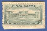 Sellos del Mundo : America : Guatemala : Palacio Nacional 1943 n3