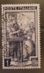 Stamps Italy -  l'officina piemonte
