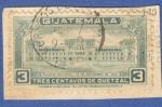 Sellos de America - Guatemala -  Palacio Nacional 1943 n4