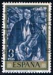 Stamps Spain -  2079 El Ciego de los Romances
