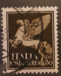 Stamps Italy -