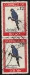 Sellos de America - Bolivia -