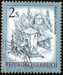 Sellos del Mundo : Europa : Austria : TIROL . (INNBROCKE b FINSTERMUNZ)
