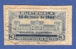 Sellos del Mundo : America : Guatemala : Palacio Nacional n5