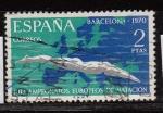 Sellos de Europa - España -  E1989 DEPORTES  Natación (40)