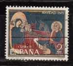 Sellos del Mundo : Europa : España : E2061 NAVIDAD  Altar de Aviá (44)