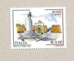 Stamps Italy -  Roma capital del estado