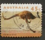 Stamps Australia -  kanguro