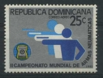 Sellos de America - Rep Dominicana -  Scott C340 - II Campeonato Mundial Armas Neumaticas