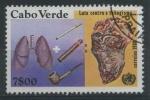 Sellos del Mundo : Africa : Cabo_Verde : Scott 421B - Lucha contra el tabaquismo