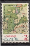 Sellos de Europa - España -  E2172 CONSEJO SUPERIOR GEOGRÁFICO (55)