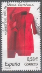 Stamps Spain -  ESPAÑA 2007_SH4354C Moda española