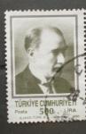 Stamps Turkey -