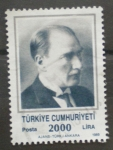 Stamps Turkey -