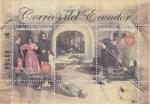 Sellos del Mundo : America : Ecuador : 200 años de la matanza del 2 de Agosto de 1810