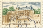 Stamps France -  Chateau d'Amboise