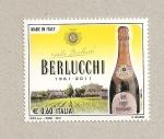 Sellos de Europa - Italia -  Vino Berlucchi