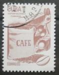 Stamps Cuba -  exportaciones cubanas, cafe