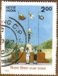 Sellos de Asia - India -  VIJAY DIVAS