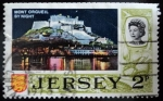 Stamps Europe - Jersey -  Monte Orgueil