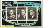 Stamps Italy -  Cine Italiano