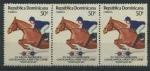 Stamps America - Dominican Republic -  Scott 977 - XV Juegos Deportivos Santiago 86