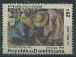 Sellos del Mundo : America : Rep_Dominicana : Scott 927 - Pintores Dominicanos