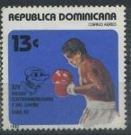 Sellos de America - Rep Dominicana -  Scott C369 - XIV Juegos Centroamericanos y del Caribe. Cuba 82