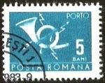 Sellos del Mundo : Europa : Rumania : PORTO