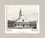 Stamps Italy -  Basilica de la Señora de los Milagros