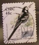 Sellos de Europa - Irlanda -  motacilla yarrelli