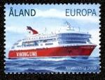 Sellos de Europa - Finlandia -  ALAND  Islands -  EUROPA 2009