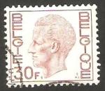 Stamps Belgium -  1587 A - rey balduino I