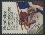 Sellos del Mundo : America : Rep_Dominicana : Scott 911 - 67 Aniv. Batalla de la Barranquita