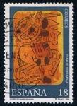 Stamps Spain -  3317 Caballo de Espadas (1)