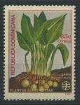 Sellos del Mundo : America : Rep_Dominicana : Scott 999 - Plantas Alimenticias