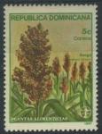 Sellos del Mundo : America : Rep_Dominicana : Scott 997 - Plantas Alimenticias