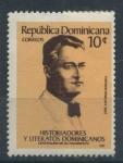 Sellos de America - Rep Dominicana -  Scott 1008 - Historiadores y Literatos Dominicanos