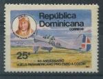 Sellos del Mundo : America : Rep_Dominicana : Scott 1018 - 50 Aniv. Vuelo Panamericano Pro Faro a Colon