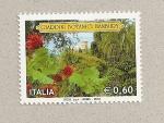 Stamps Italy -  Jardines Botanicos de Hanbury