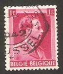 Stamps Belgium -  528 - leopoldo III