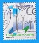 Sellos de Europa - España -  4476  La Energia eolica  0,43