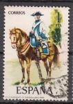 Sellos de Europa - España -  E2277 UNIFORMES MILITARES (89)